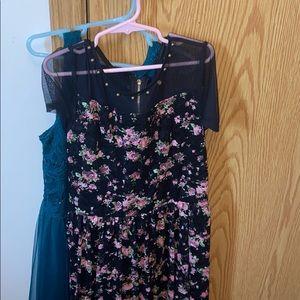 Two girls/juniors dresses